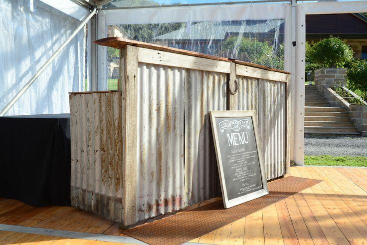 rustic-home-bar-ideas-rustic-corrugated-metal-bar